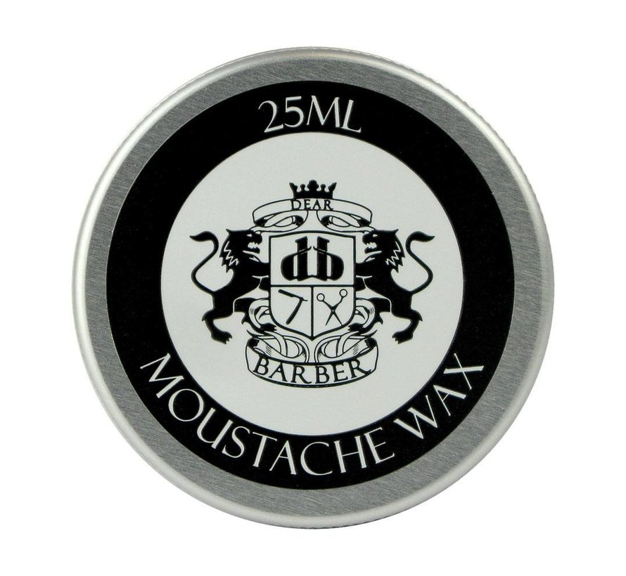 Moustache Wax - 25ml