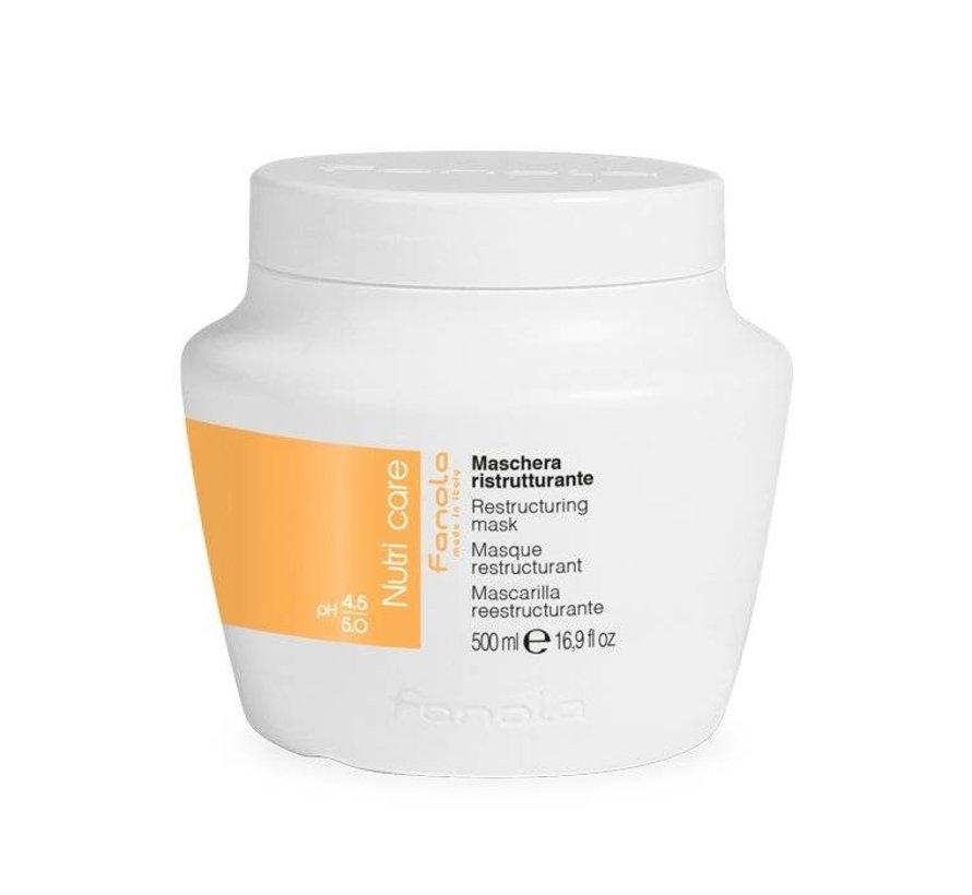 Nutri Care Nourishing Mask - 500ml