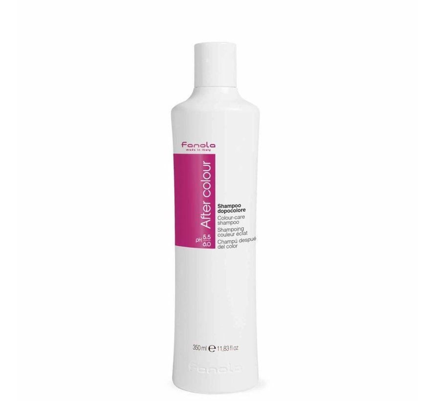 After Color Shampoo 350ml