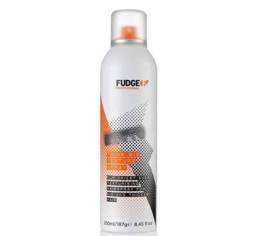 Fudge Big Hair Think Big Texture Spray - 250ml