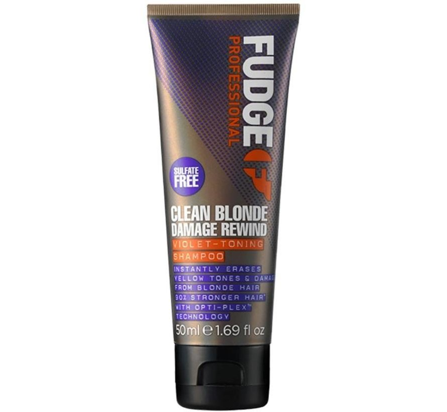 Clean Blonde Damage Rewind Violet Shampoo