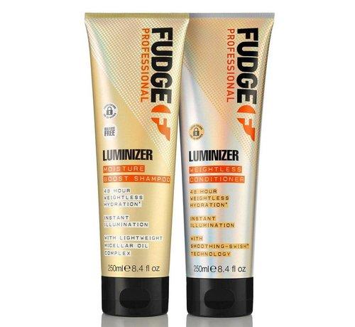 Fudge Luminizer Duo Pack - 2X250ml