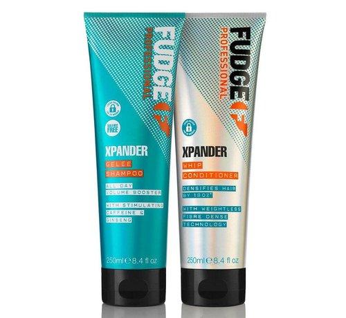 Fudge Xpander Volume Duo Pack - 2X250ml