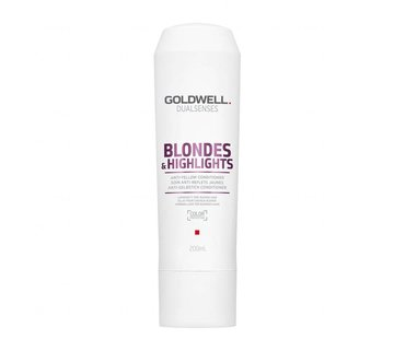 Goldwell Blondes & Highlights Anti-Yellow Conditioner