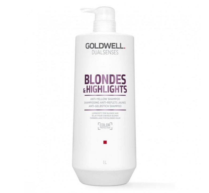 Dualsenses Blondes & Highlights Anti-Yellow Shampoo