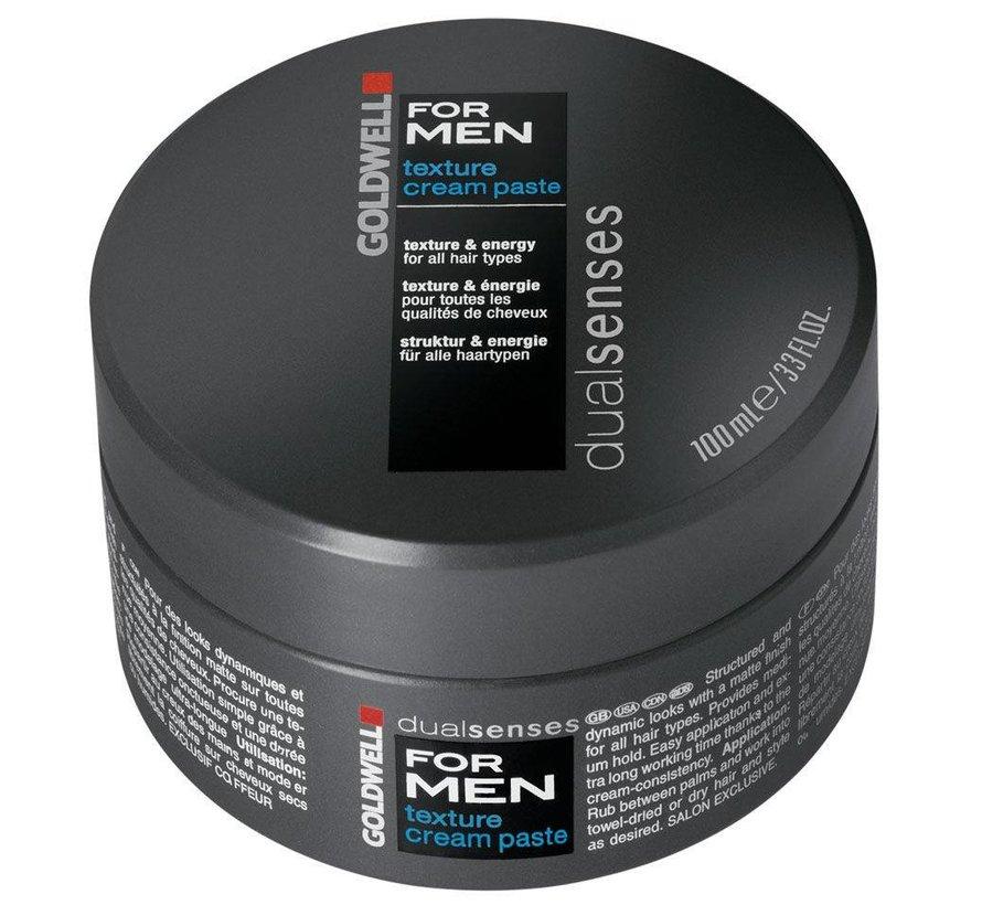 Dualsenses Men Texture Cream Paste 100ml