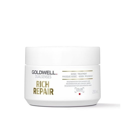 Goldwell Dualsenses Rich Repair 60s Treatment