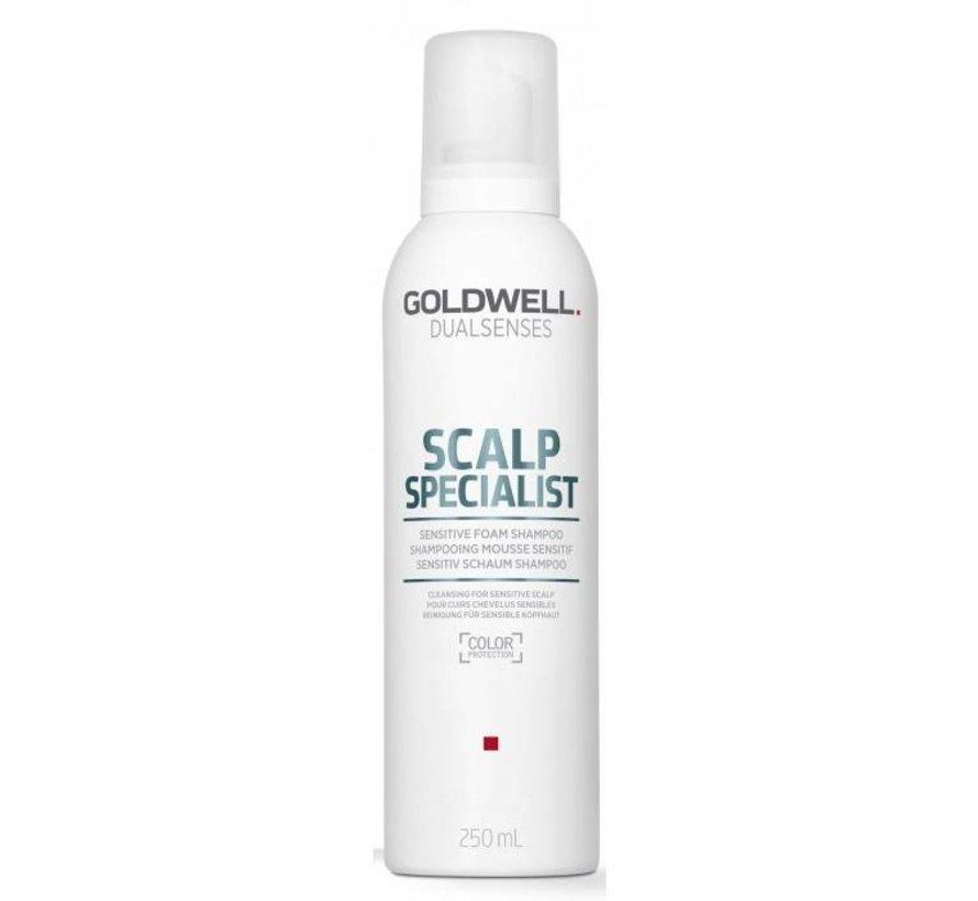 Dualsenses Scalp Specialist Sensitive Foam Shampoo 250ml