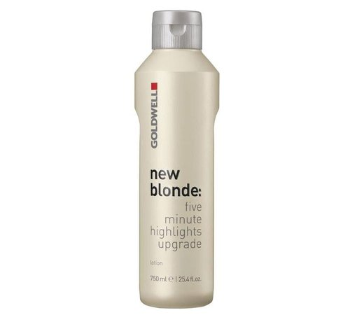 Goldwell New Blonde Lotion 750ml