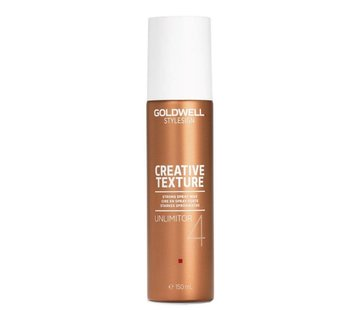 Goldwell Unlimitor Spray Wax
