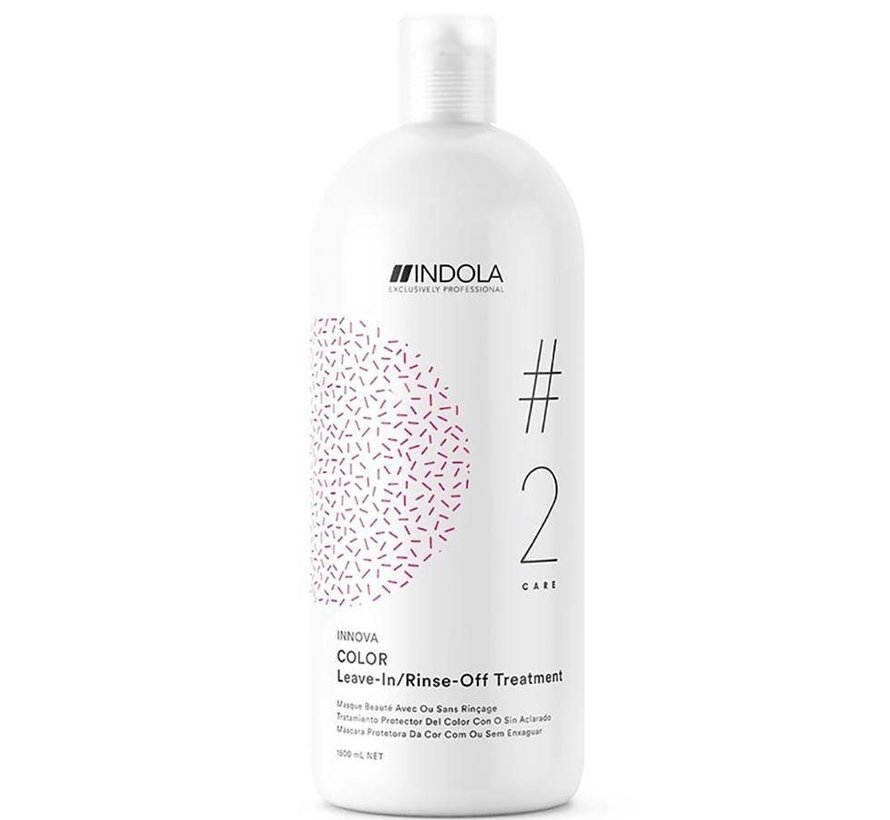 Innova Color Leave-in/Rinse Treatment #2 Care