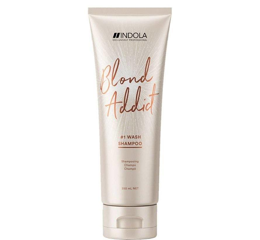 Innova Blond Addict Shampoo #1 Wash