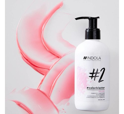 Indola Color Blaster Pigmented Conditioner #2 - 300ml