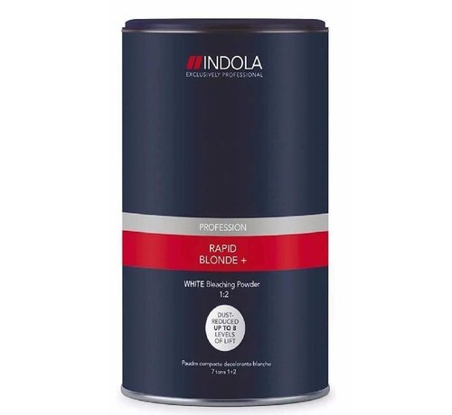 Indola Profession Bleach Blond+ White - 450gr.
