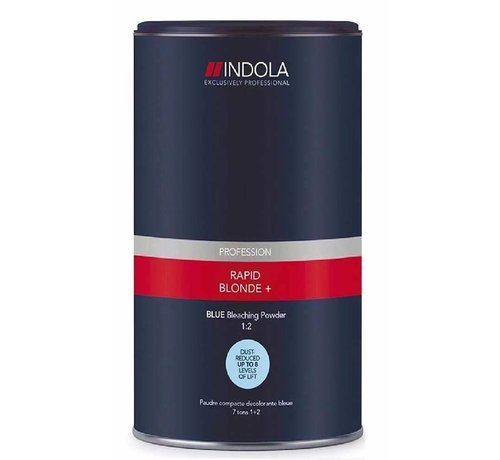 Indola Profession Bleach Blond+ Blue - 450gr.