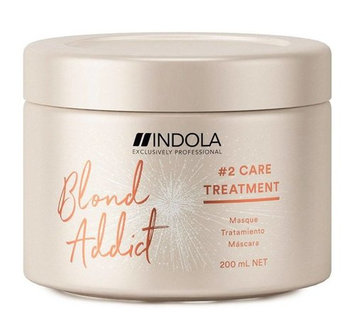 Indola Blond Addict Treatment Mask #2 Care