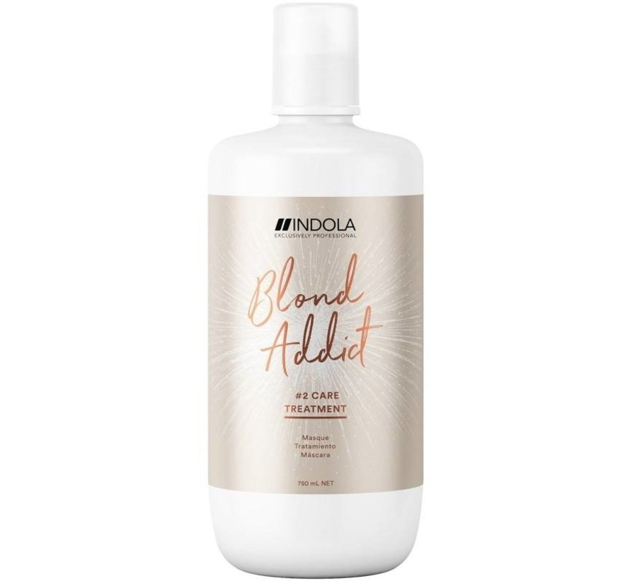 Blond Addict Treatment Mask #2 Care