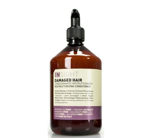 Insight Damaged Hair Restructurizing Conditioner