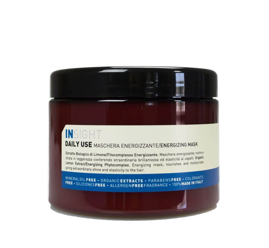 Daily Use Energizing Mask