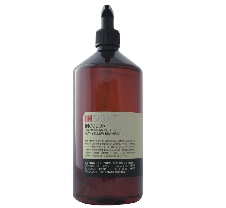 Incolor Anti-Yellow Shampoo