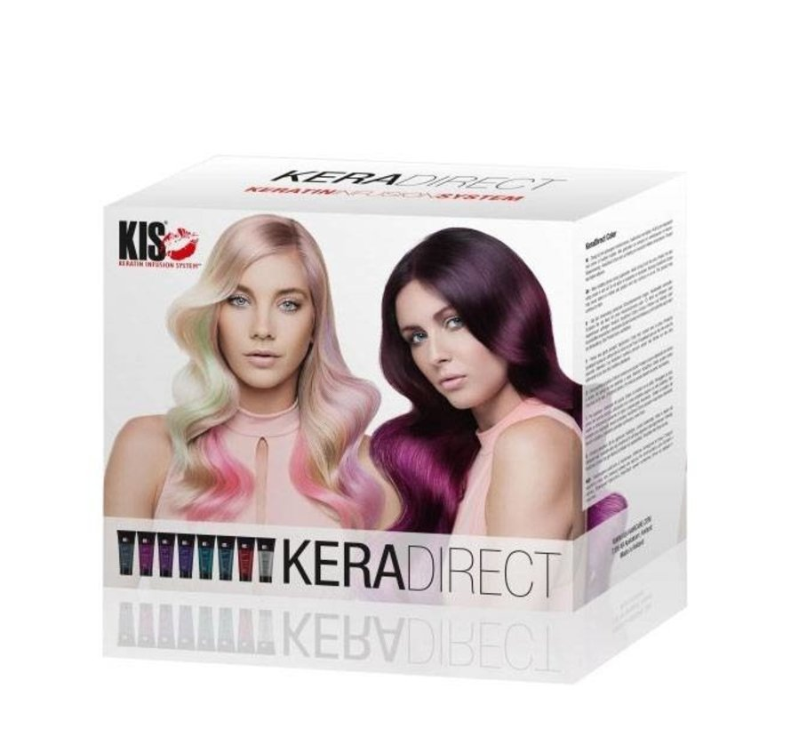 KeraDirect Haarfarbe Intro Box