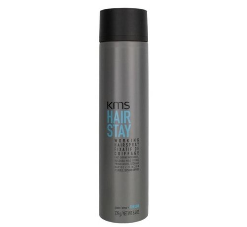 KMS California HairStay Working Hairspray 300ml
