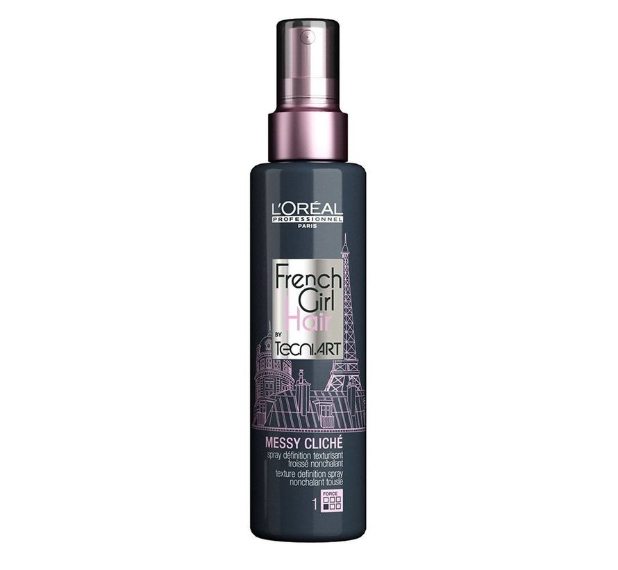 TecniArt French Girl Hair Messy Cliche - 150ml