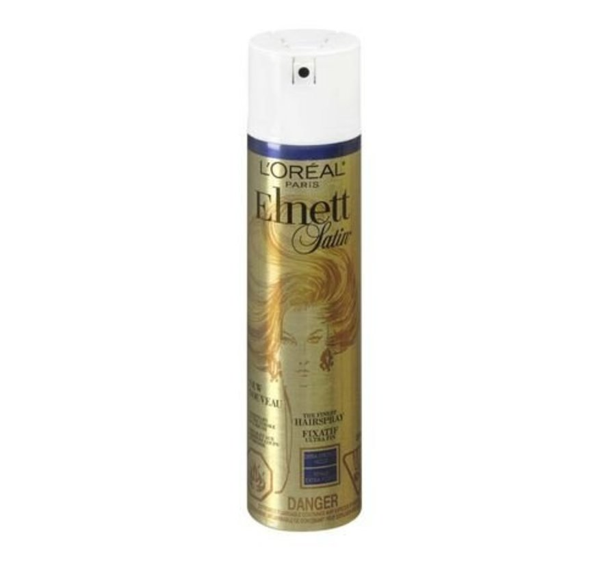 Elnett Satin Hairspray Strong Hold 500ml