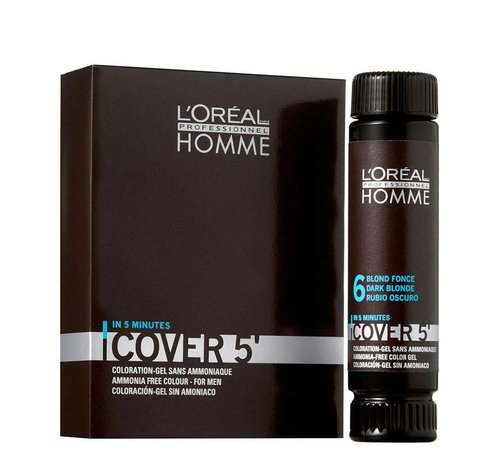 L'Oreal Homme Cover 5 Minuten - 3X50ml