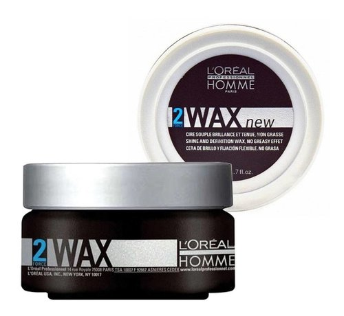 L'Oreal Homme Wax - 50ml