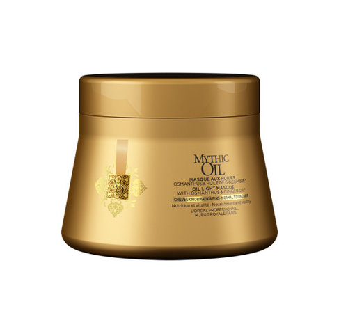 L'Oreal Mythic Oil Mask Normales / feines Haar