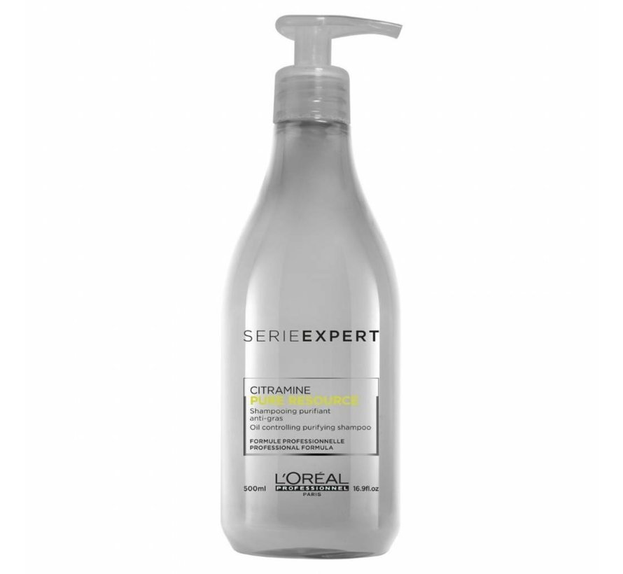 SE Pure Resource Shampoo