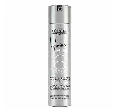 L'Oreal Infinium Pure 6 Haarspray - 300ml