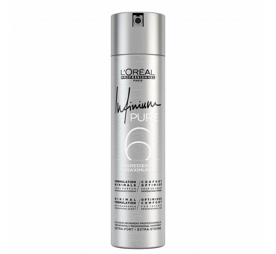 Infinium Pure 6 Haarspray - 300ml