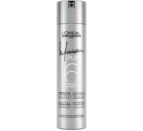 L'Oreal Infinium Pure 6 Strong Haarspray