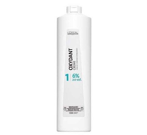 L'Oreal Oxydant Developer Cream - 1000ml