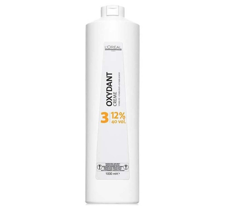 Oxydant Developer Cream - 1000ml