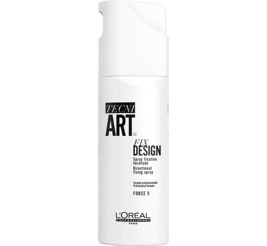 TecniArt Fix Design Spray Fixation - 200ml