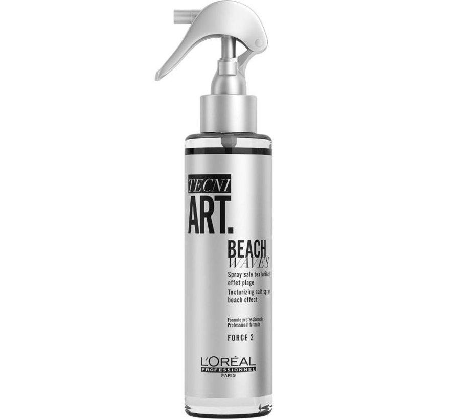 TecniArt Beach Waves Texturizing Salt Spray - 150ml
