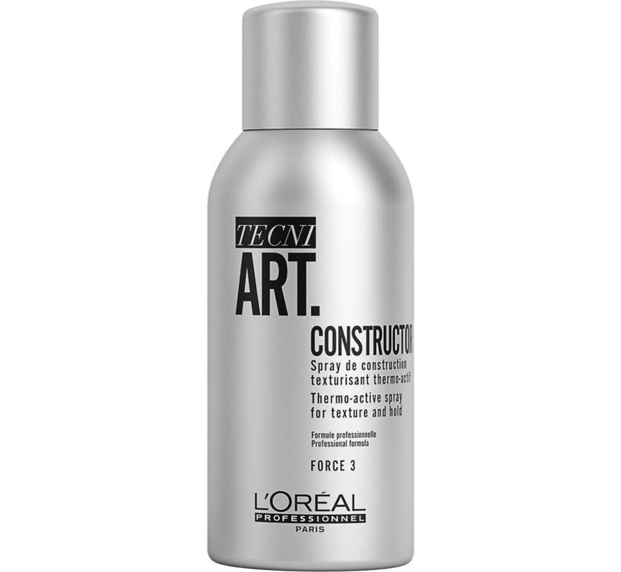 TecniArt Constructor 3 Thermo Active Spray - 150ml