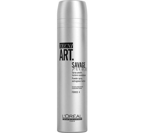 L'Oreal TecniArt Savage Panache 4 Powder Spray - 250ml