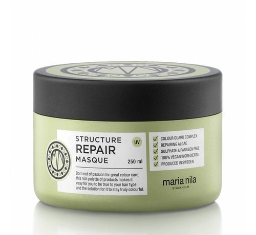 Palett Structure Repair Mask - 250ml