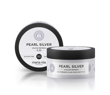Colour Refresh Pearl Silver