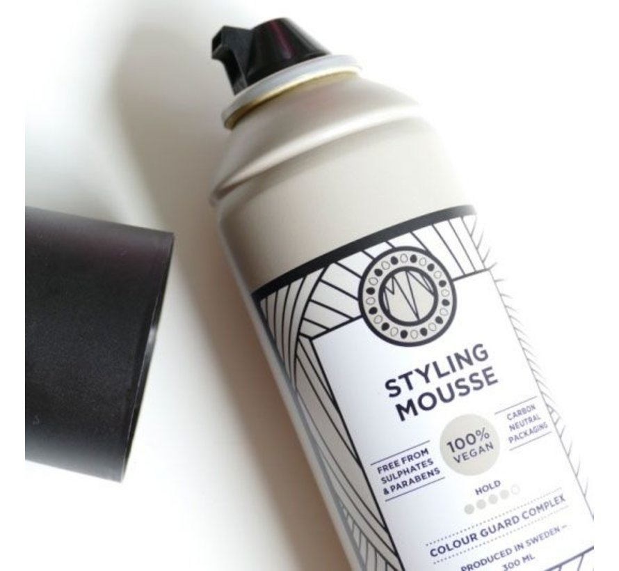Styling & Finish Styling Mousse 405ml