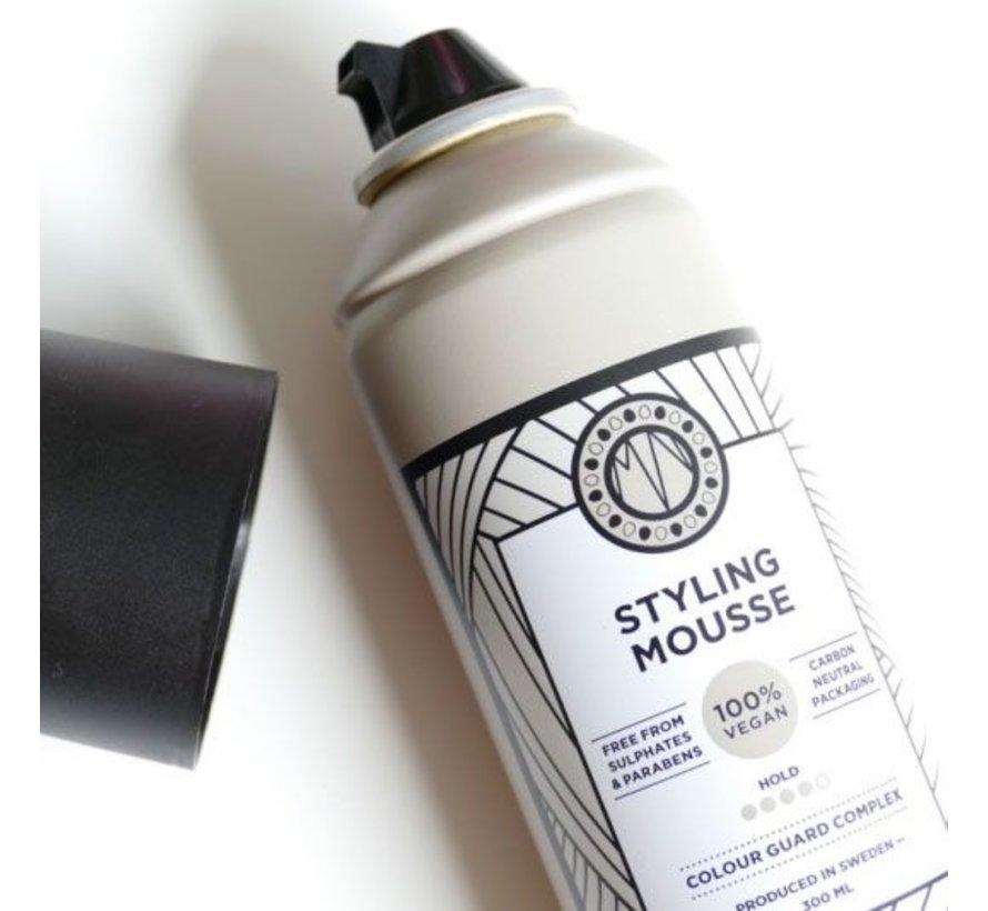 Styling & Finish Styling Mousse