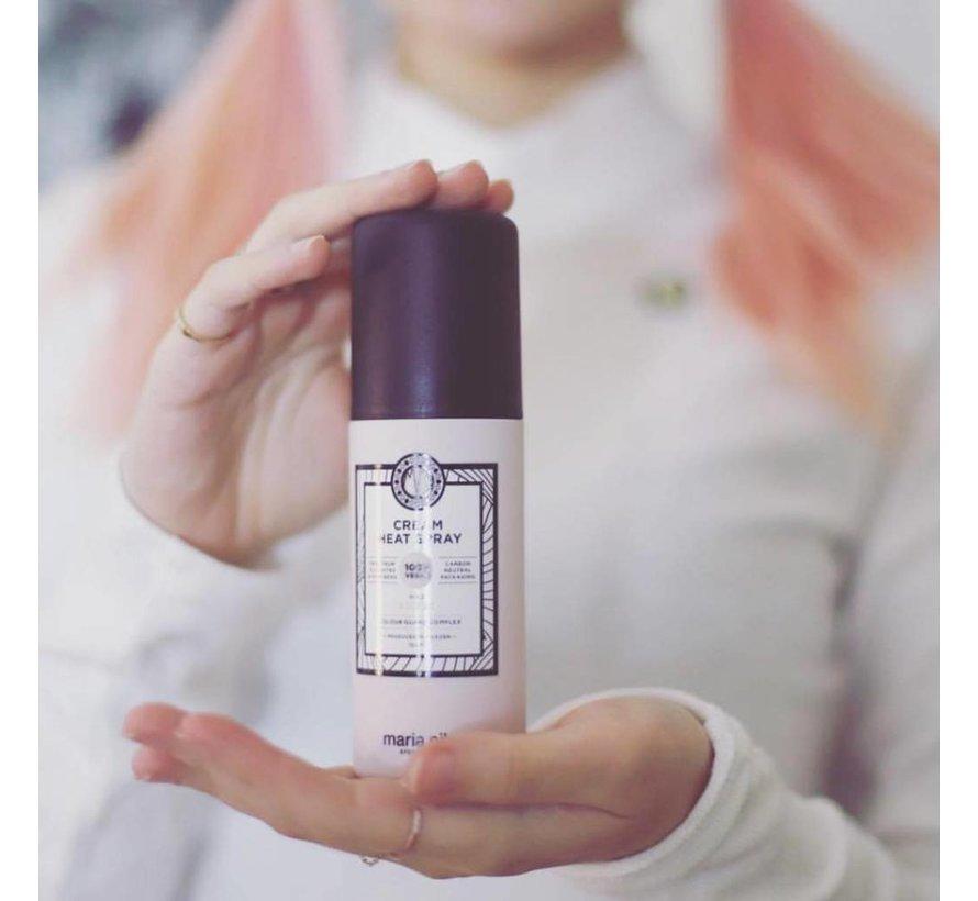 Style & Finish Cream Heat Spray 150ml