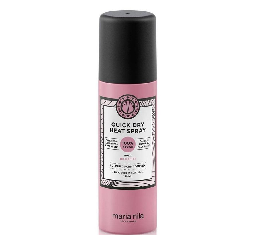 Style & Finish Quick Dry Heat Spray - 150ml