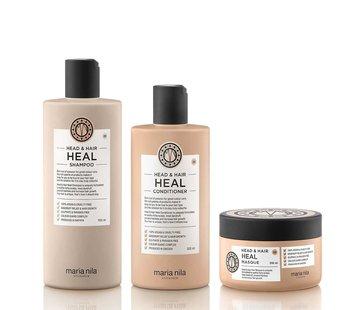 Head & Hair Heal Set