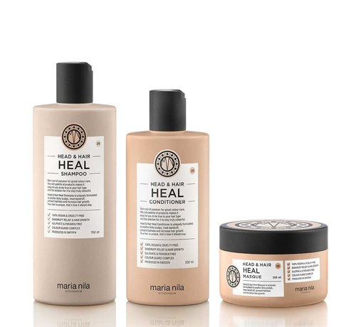 Head & Hair Heal Luxe Set