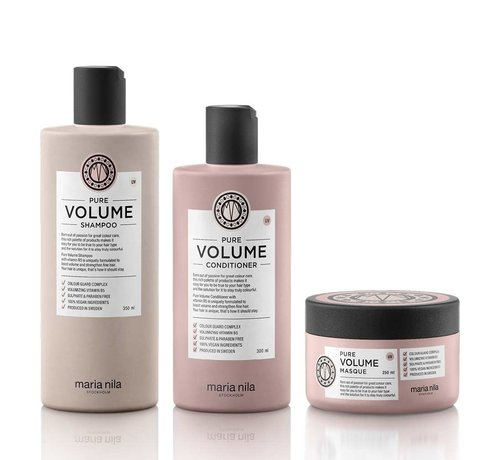 Pure Volume Luxury Set